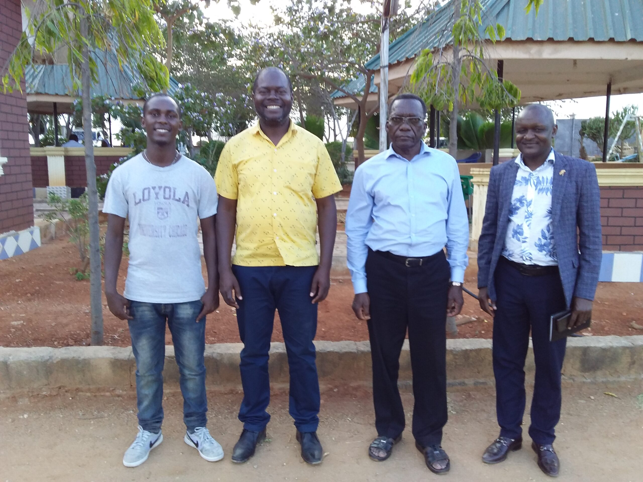 tzCNA CEO had an opportunity to visit the Former Prime Minister Hon. Mizengo Pinda