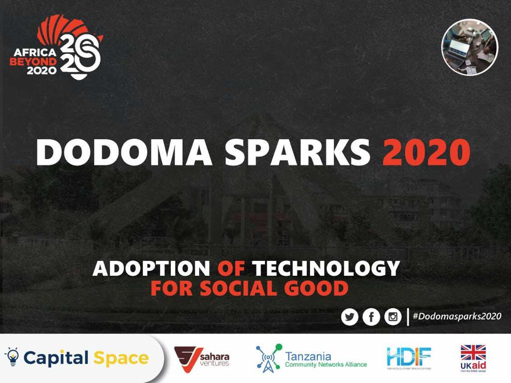 Dodoma Sparks 2020​ Day Plan November 20​th​, 2020 – Dodoma Hotel.